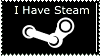 Steam Stamp by SuperMarioEmblem