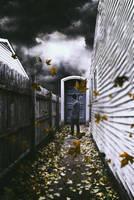Week 8 The Mysterious Door by iLoran