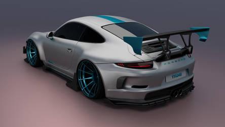 PORSCHE 911R-TTKiNG by TTKiNG13