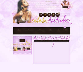 Ordered design for celebs-daily-hq by terushdesigns