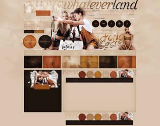WL design #07 with Victoria's secret by terushdesigns