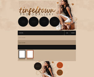 Ordered design (Tinseltown-gallery) by terushdesigns