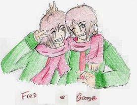 Winter Weasley Fun by Fred-x-George-Club