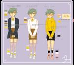 Custom: Lemon by DarkShadowBunnyChan