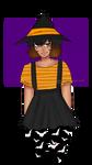 spooky season. by DarkShadowBunnyChan