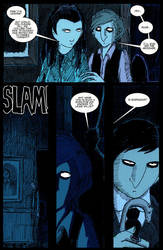 Dark Shadows Submission Page 1 by herbertzohl