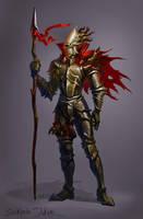 Ent warrior by Saikono