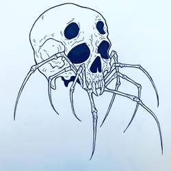 Creeping Death by RobertGillett