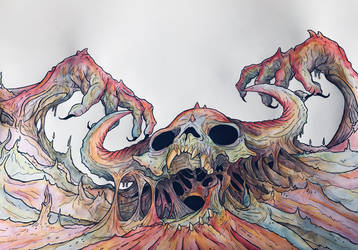 The Fallen Titan From Doom (Finished)  by RobertGillett