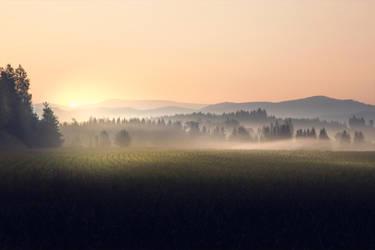 sunrise by Mark-Heather