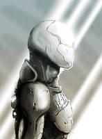 cyborg suit by przemek-duda