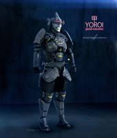 advanced tech samurai variations by przemek-duda