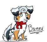 Bunniy fanart by DemSpar