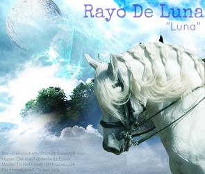 Rayo De Luna manip by DesiringDarkness