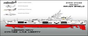 L.N.S. Liberty - concept by Ruhisu