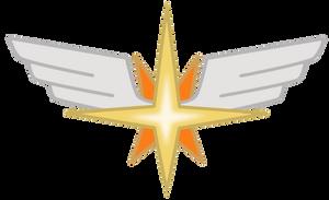 Brave Wing's cutie mark by Ruhisu