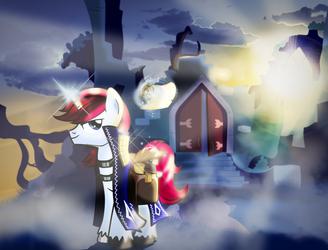 COMMISSION for Silverhoof by Ruhisu