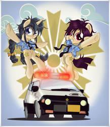 Ya'll Under Arrest! by Ruhisu