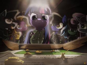 Wargames - Finished by Ruhisu