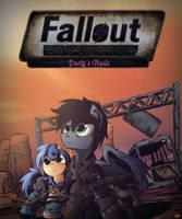 Commission: Fallout Equestria: Dusty's Trails by Ruhisu