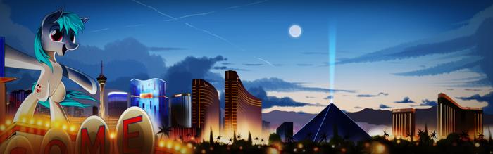 COMMISSION for Bronies of Las Vegas - FINAL by Ruhisu