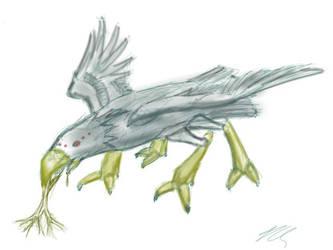 DSG - Spider-Raven by Raziel1000