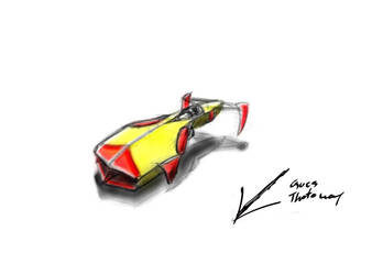 Hover Racer by Raziel1000