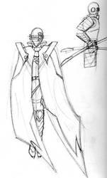 Warrior Guy by Raziel1000