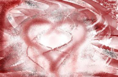 Supa heart by Raziel1000