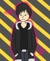 ...Izaya. by LovelySilversky