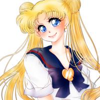 Sailor moon :: Tsukino Usagi by Maronz1223