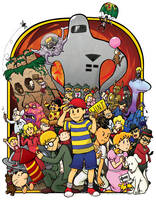 Earthbound by geeksnextdoor