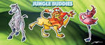 Charity Project - Jungle Buddies 2 by geeksnextdoor