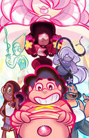 Steven Universe by geeksnextdoor