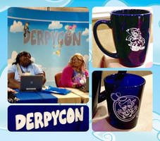 DerpyCon Merch by geeksnextdoor
