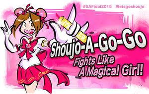 Super Art Fight Idol 2015 by geeksnextdoor