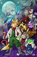 Star Fox by geeksnextdoor