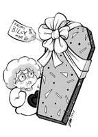 SAF TOPIC: Worst Gift for Grandma by geeksnextdoor