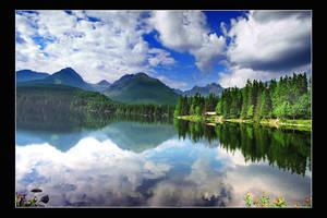 High Tatra V. by Dajiro
