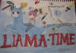 Llama Time! by FelicityIzumi