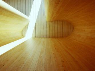 Interior Space by sentimentalfreak