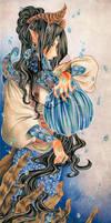 Underwater Maiden by Kiorte