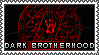 The Dark Brotherhood Stamp 1 by ricordarelamore