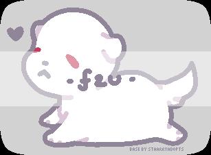 [f2u] chub doggo base by binasproutt