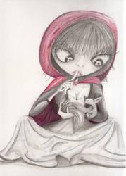 Thief by scarlettcat