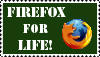 Firefox For Life by MatthewsStamps