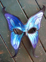 Butterfly Mask by savagedryad