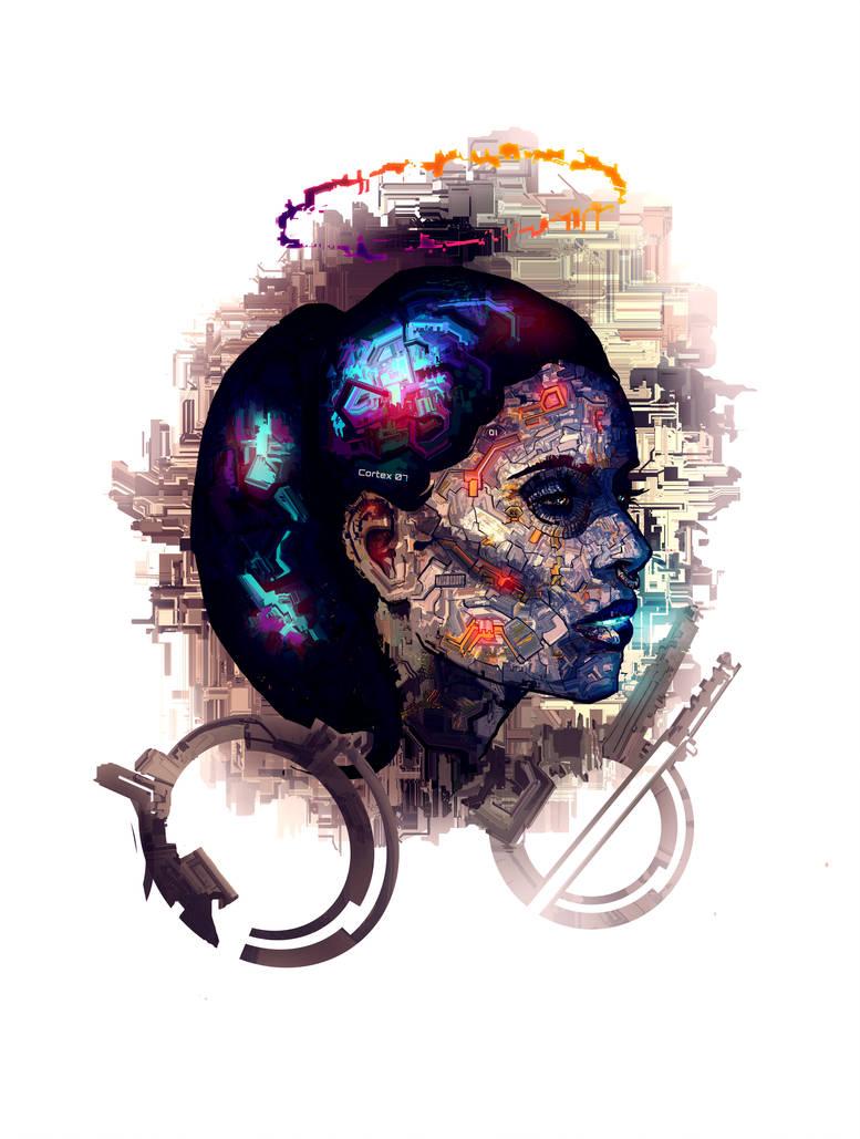 Digital Proliferation by MarkWester