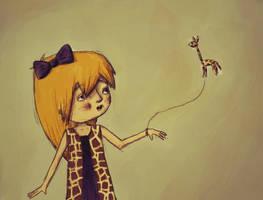 Precious Giraf by CheekyCzekaj