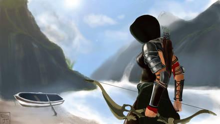 Archer by monariza
